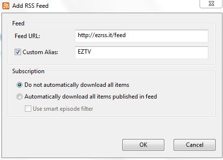 Rss Favorites Download Export Utorrent